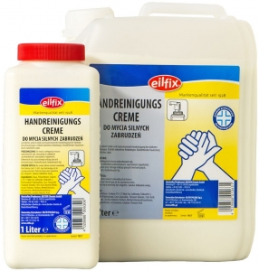 Krem do mycia rąk EILFIX HANDREINIGUNGS CREME 2,5L